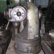Heads on horizontal boring WH 10