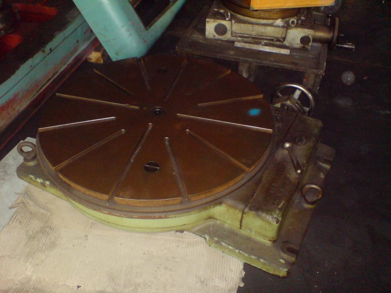 Rotary table Made in SOCIETE