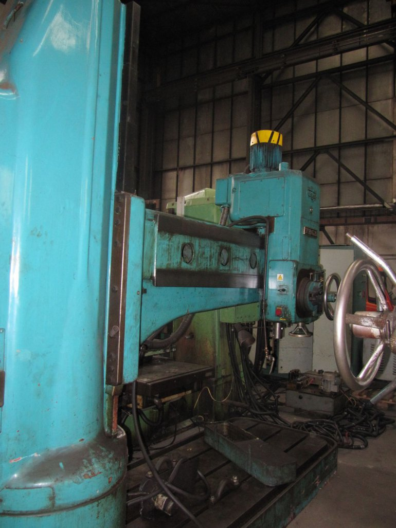 Rotary drill VR 6A